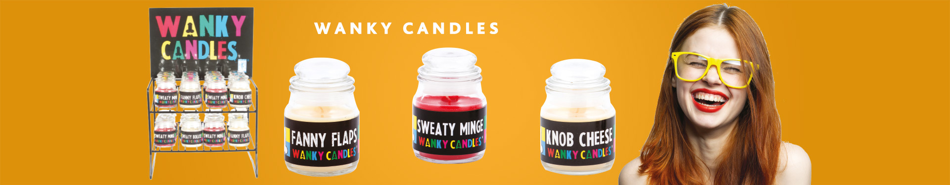 Wanky Candles