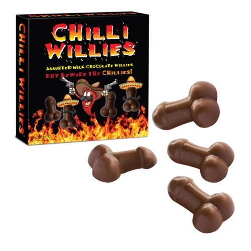 Chocolate Chillie Willies