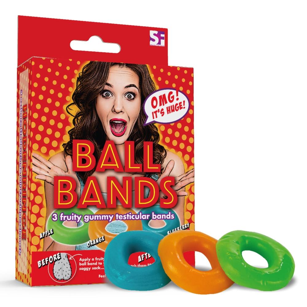 Gummy Ball Bands